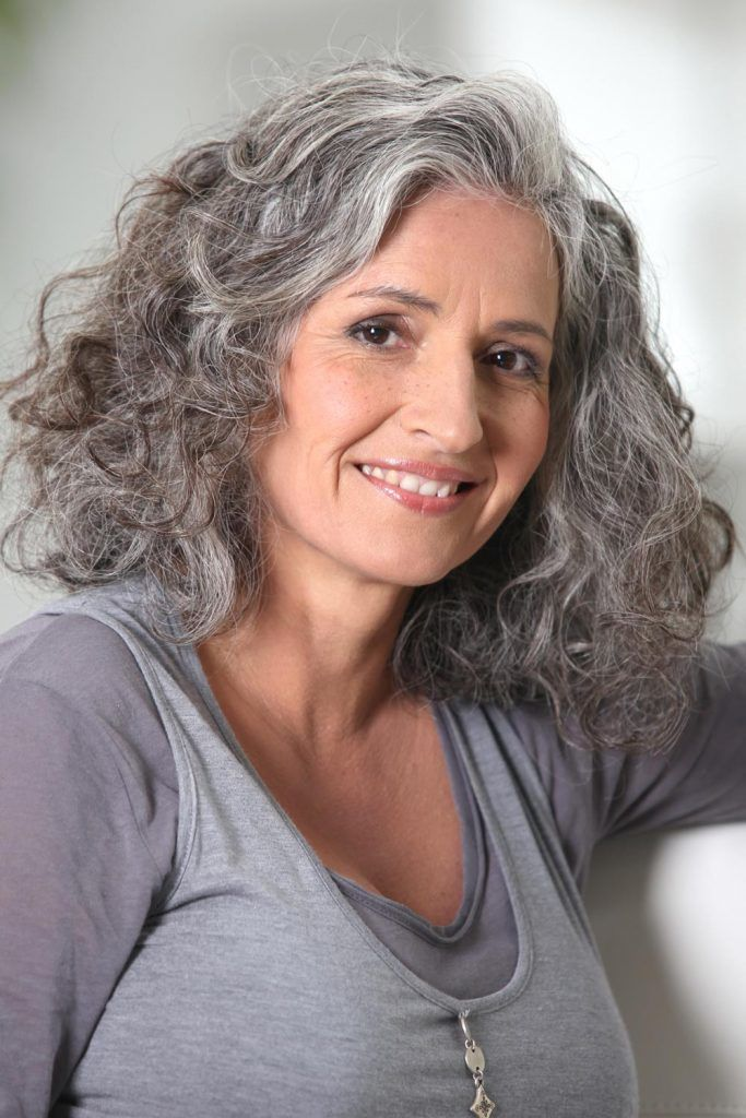 inspiring medium length haircuts for women over 50