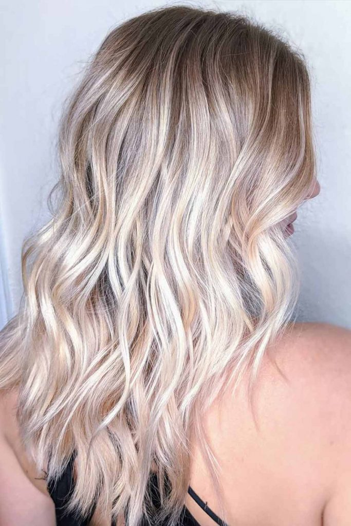 Brown To Blonde Sombre