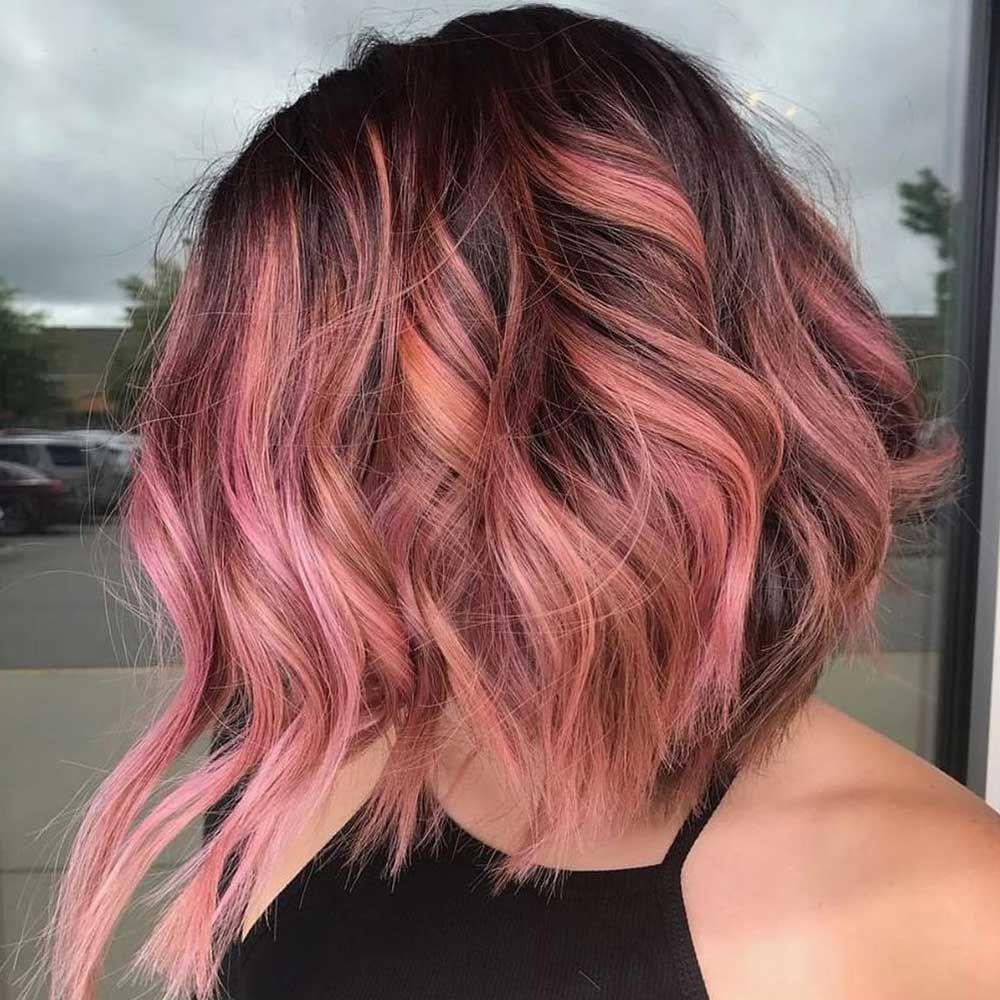 Classy Mountbatten Pink Ombre