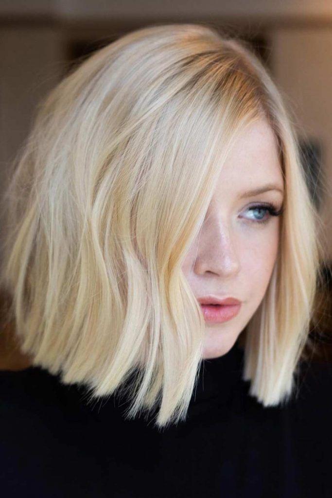 Powder Blonde
