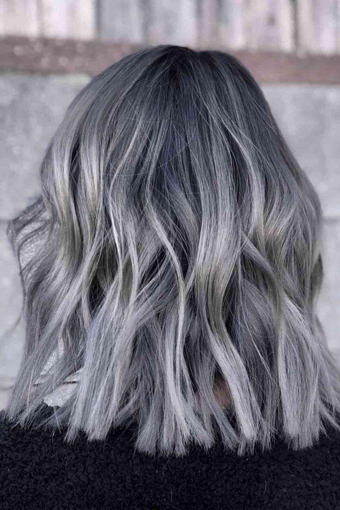 Mind-Blowing Grey Hair