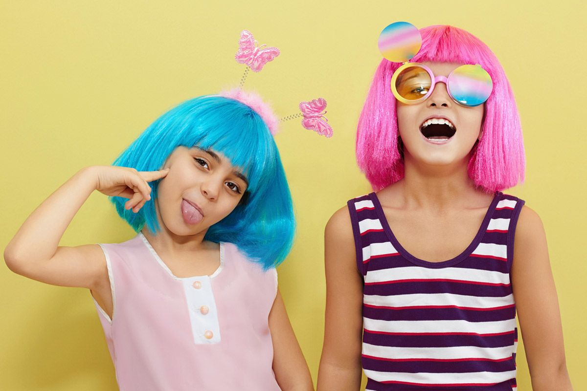 Mind Blowing Crazy Hair Day Ideas And Quick Instructions To Them