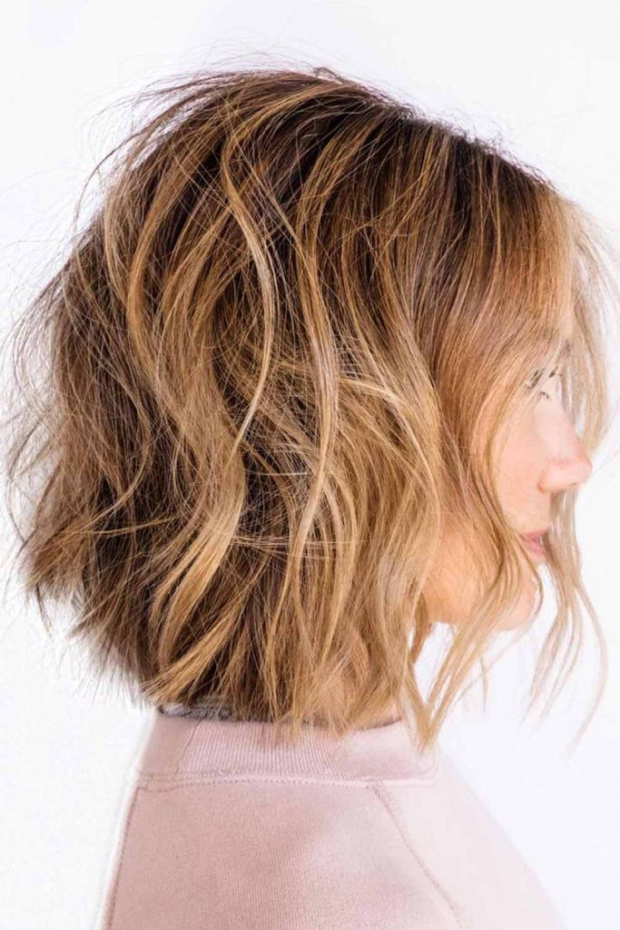 Highlights for Chic Short Hair