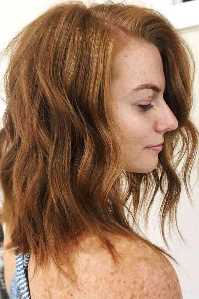 Auburn And Copper Hair