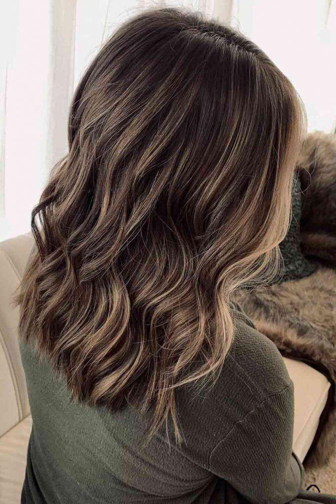 Dark Ash Brown Hair