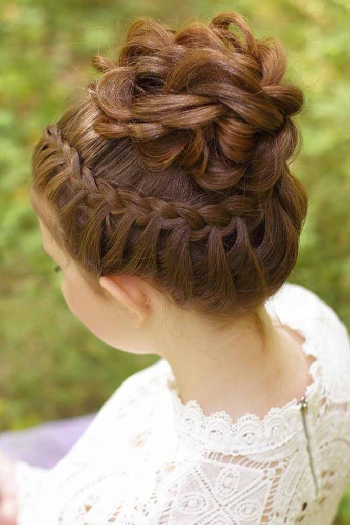 Braid to Bun Hairstyles Perfect for Formal Occasion