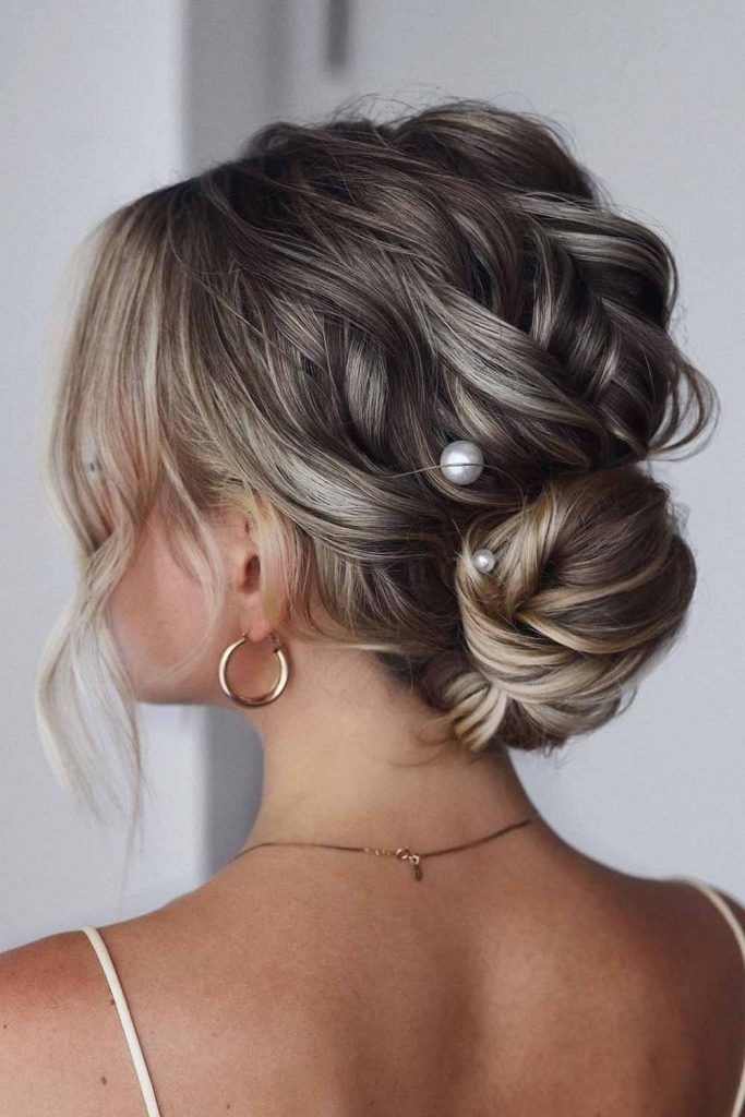 Evening Hairstyle For Mom