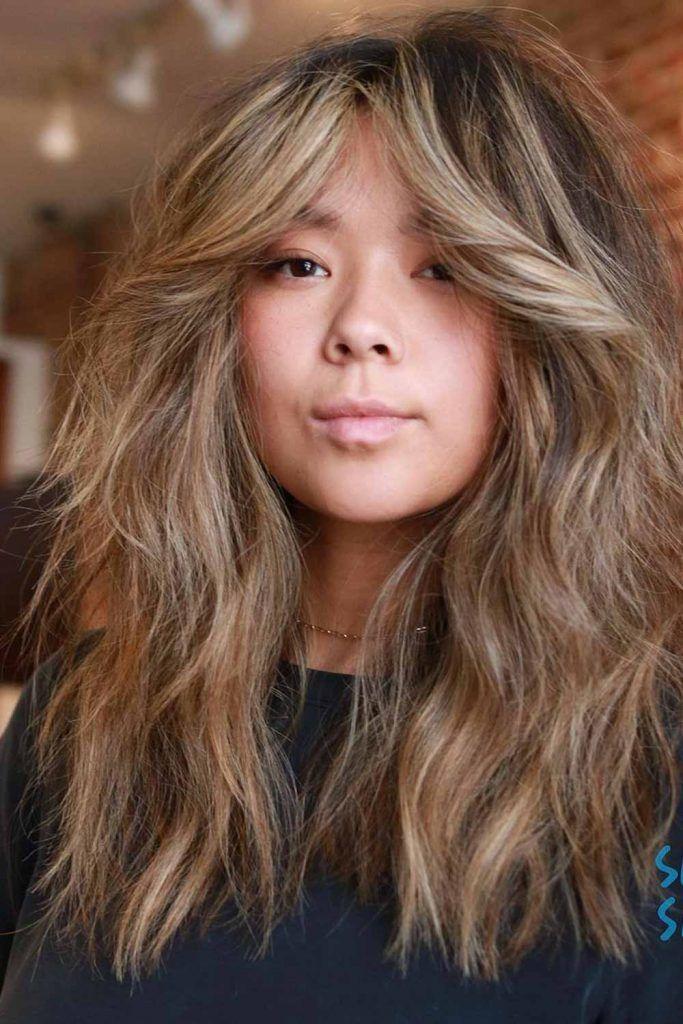Posh Golden Brown Hair Color