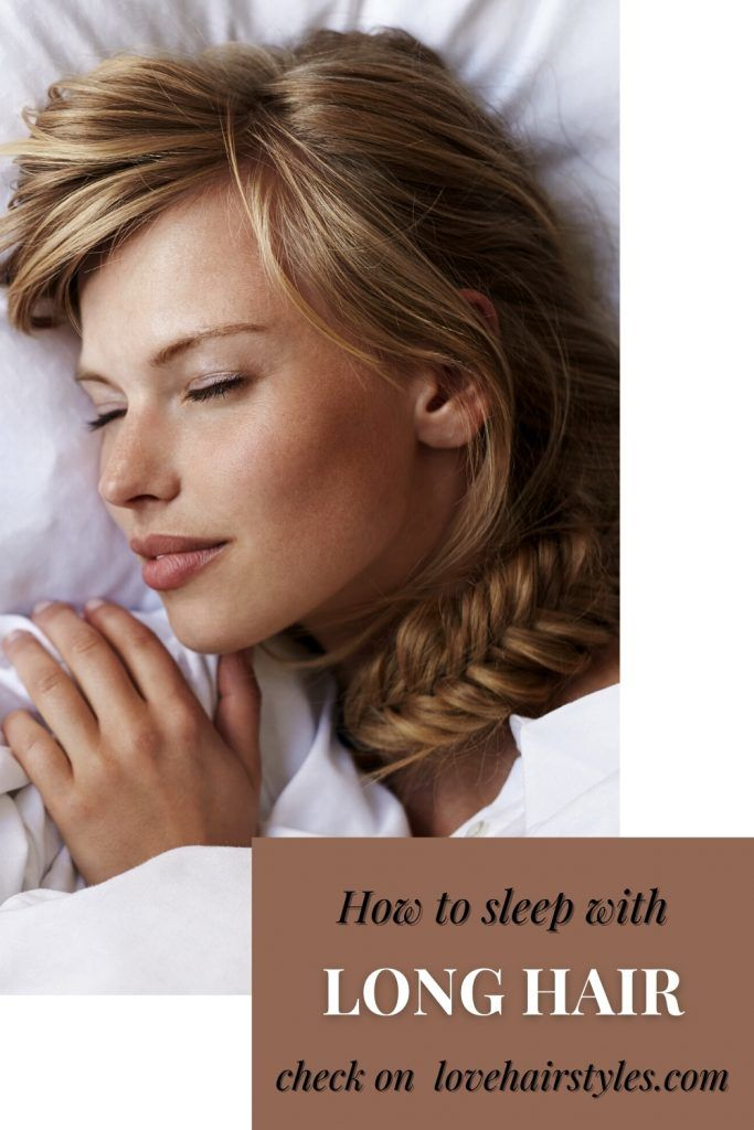 Tips For Extra Hair Protection While Sleeping