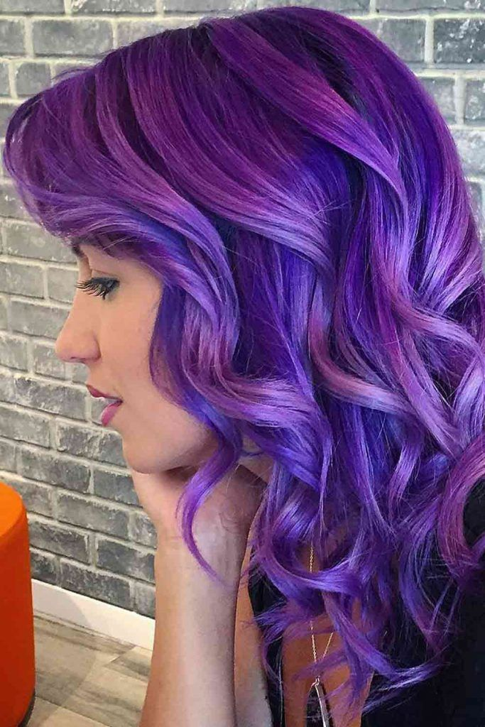 Cool Toned Vivid Berry