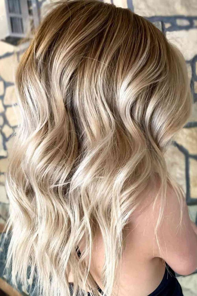 Wheat Blonde Hair Color