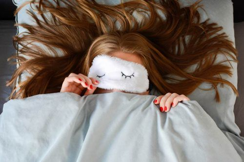 How To Sleep With Long Hair So It Is Safe And Sound All Night