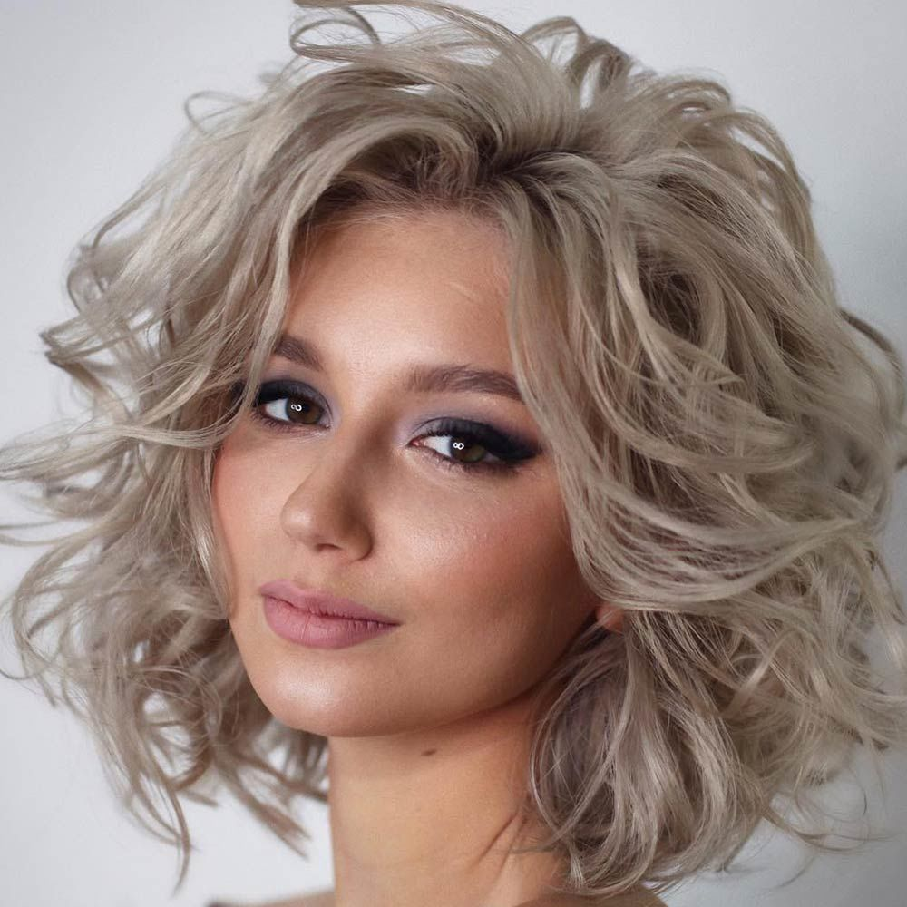 Medium Length Hairstyles For Thick Hair