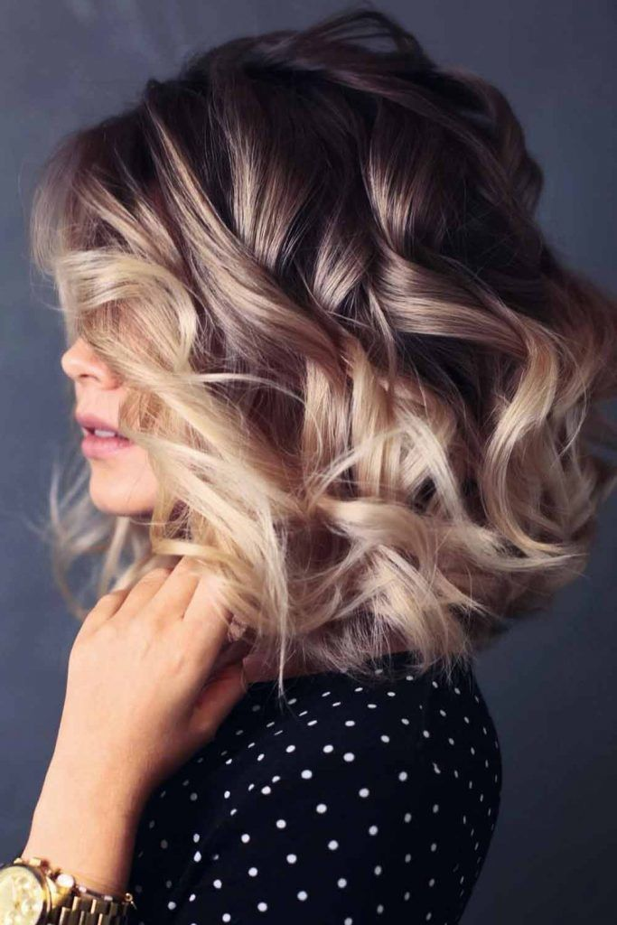 Easy Medium Length Hairstyles For Thick Wavy Hair